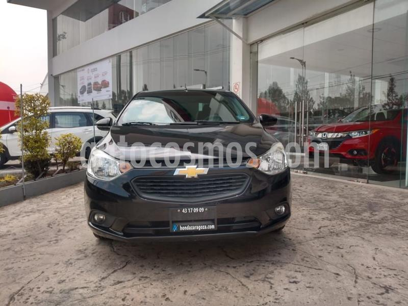 Chevrolet Aveo LT usado (2018) color Negro precio $148,067