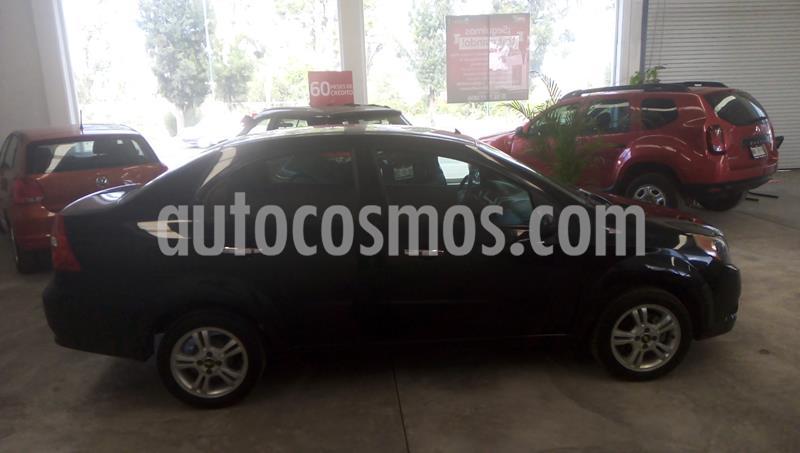 Chevrolet Aveo LTZ usado (2015) color Negro precio $120,000
