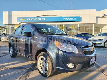 Chevrolet Aveo LTZ Aut (Nuevo) usado (2018) color Azul Acero precio $185,000