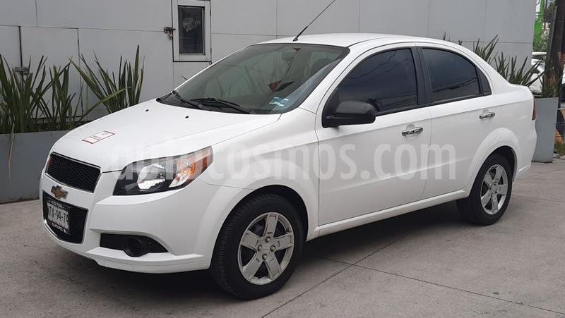 Chevrolet Aveo LT Aut usado (2014) color Blanco precio $109,000
