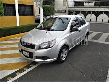 Chevrolet Aveo LS usado (2016) color Plata Brillante precio $99,900