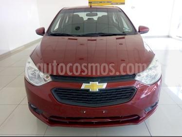 Chevrolet Aveo LT Aut usado (2019) color Rojo precio $180,000