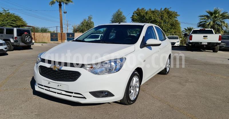 Chevrolet Aveo LT Aut usado (2020) color Blanco precio $174,900