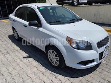 Chevrolet Aveo LT usado (2016) color Blanco precio $119,000