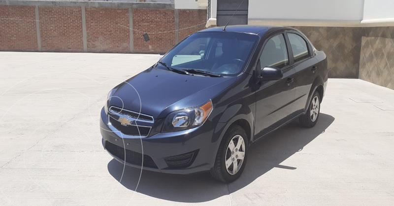 Foto Chevrolet Aveo LS Aa usado (2018) color Azul precio $129,900