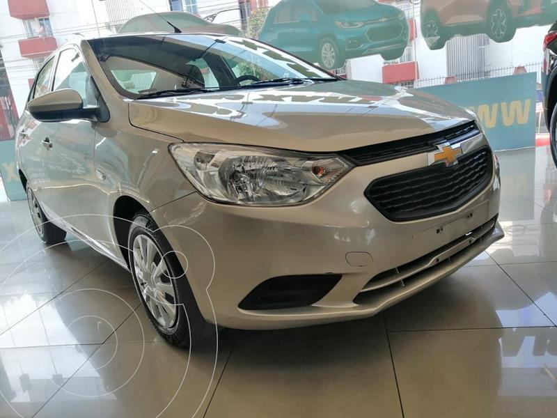 Chevrolet Aveo LS Aa usado (2018) color Beige precio $159,900