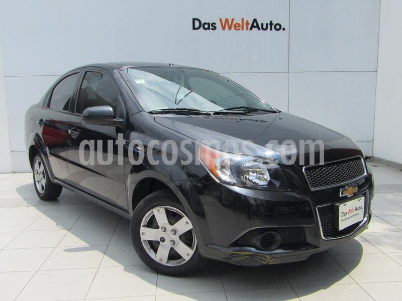 Chevrolet Aveo LS usado (2014) color Negro Grafito precio $89,000