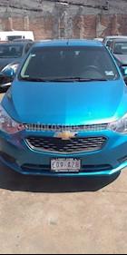 Foto Chevrolet Aveo Paq A usado (2018) color Azul precio $154,000