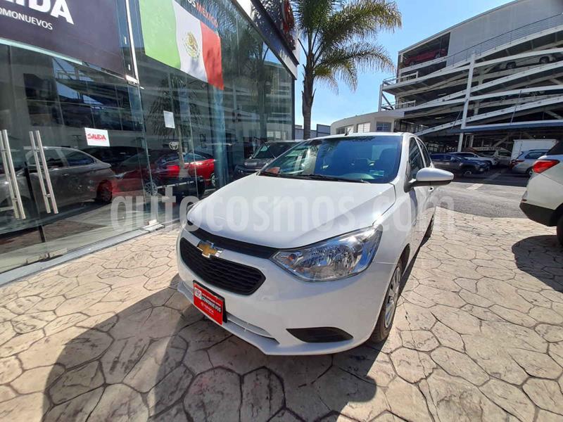 Foto Chevrolet Aveo LS usado (2019) color Blanco precio $175,000