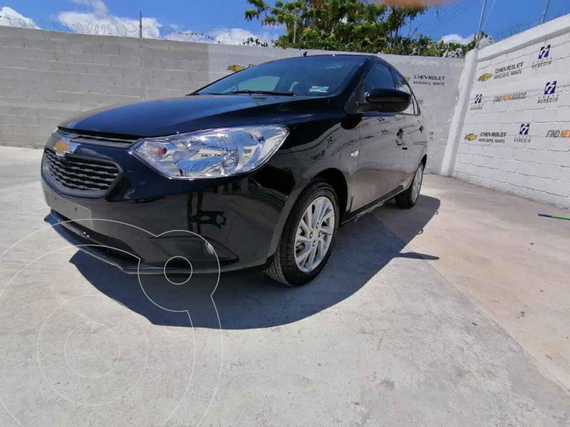 Foto Chevrolet Aveo LT nuevo color Negro precio $238,900
