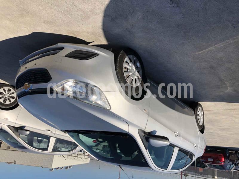 Chevrolet Aveo LS Aa usado (2018) color Plata precio $155,000