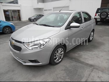 Chevrolet Aveo LTZ Aut (Nuevo) usado (2018) color Plata precio $180,000