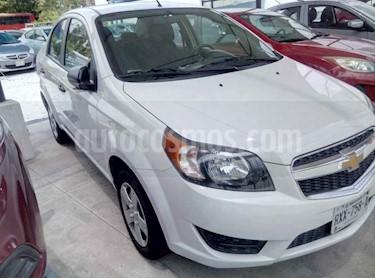 Chevrolet Aveo LS (Nuevo) usado (2017) color Blanco precio $162,000