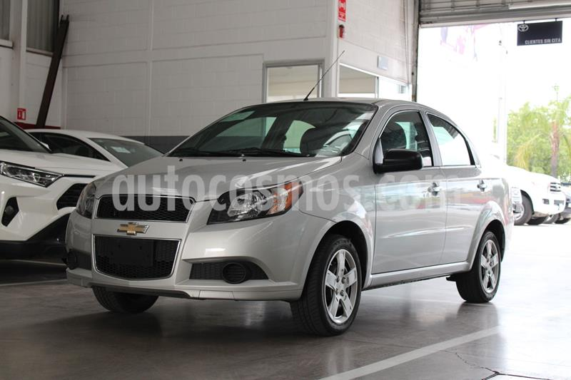 Chevrolet Aveo LT (Nuevo) usado (2016) color Plata Dorado precio $138,000