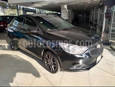 Foto Chevrolet Aveo 4p LT L4/1.6 Aut usado (2018) color Negro precio $185,000