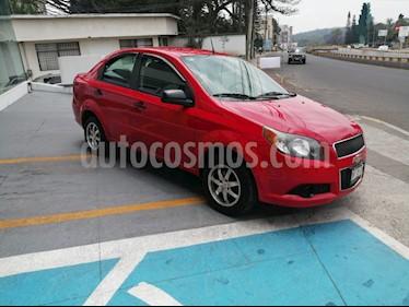 foto Chevrolet Aveo Paq M usado (2013) color Rojo Victoria precio $93,000
