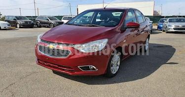Chevrolet Aveo 4p LTZ L4/1.5 Aut usado (2018) color Rojo precio $123,800