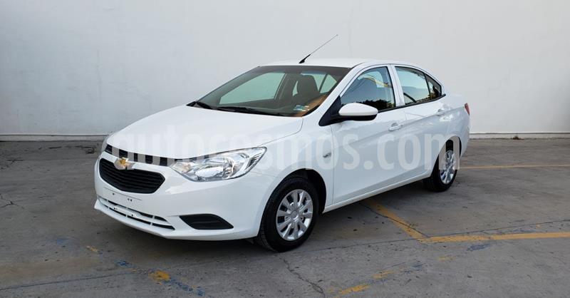 Chevrolet Aveo LS Aa usado (2020) color Blanco precio $179,900