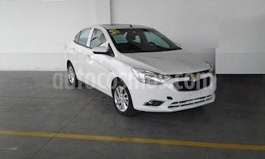 Chevrolet Aveo Paq C usado (2018) color Blanco precio $215,000