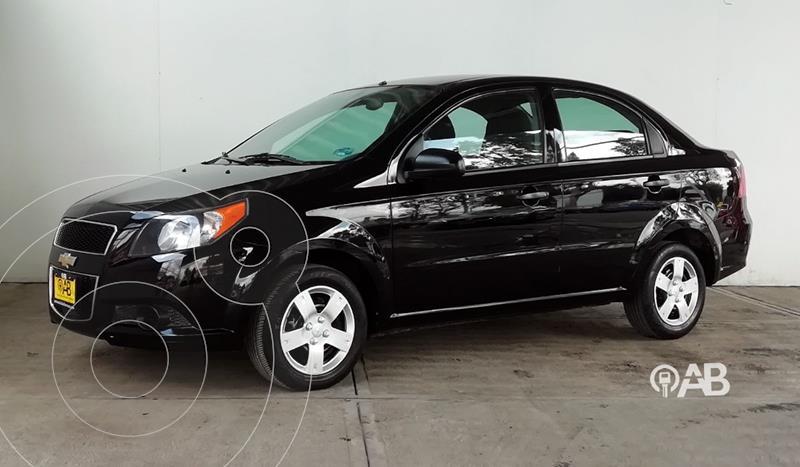 Foto Chevrolet Aveo LS Aut (Nuevo) usado (2016) color Negro precio $143,000