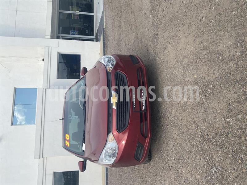Chevrolet Aveo LS MANUAL usado (2020) color Rojo precio $175,000