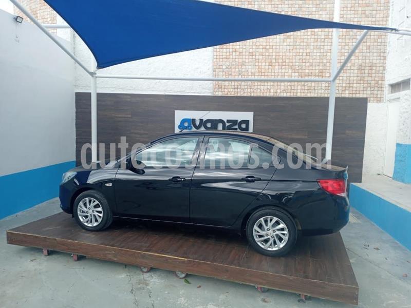 Chevrolet Aveo LT Aut usado (2020) color Negro precio $195,000