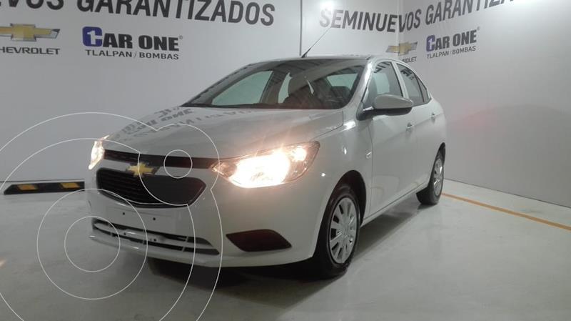 Foto Chevrolet Aveo LS Aa Radio y Bolsas de Aire (Nuevo) usado (2018) color Blanco precio $160,000