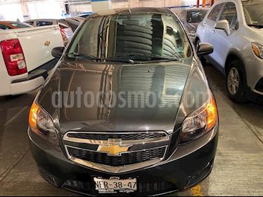 Chevrolet Aveo LT usado (2018) color Gris precio $135,500