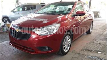 Chevrolet Aveo 4p LT L4/1.5 Aut usado (2019) color Rojo precio $169,900