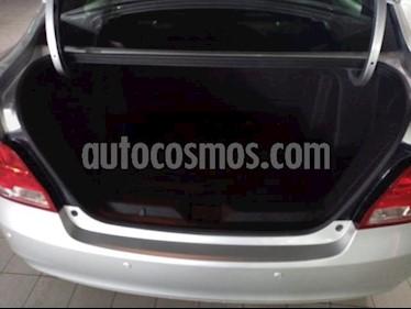 Chevrolet Aveo 4P LT TM5 A/AC. VE BA ABS R-15 usado (2018) color Plata precio $168,000