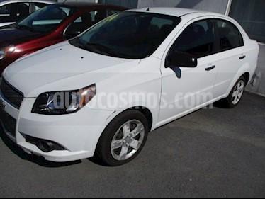 Chevrolet Aveo LTZ Aut usado (2017) color Blanco precio $142,000