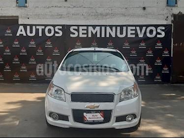 Chevrolet Aveo LTZ Aut usado (2018) color Blanco precio $171,000