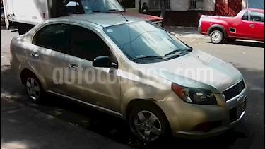 Chevrolet Aveo LT Aut (Nuevo) usado (2016) color Blanco precio $89,000