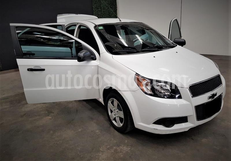 Chevrolet Aveo LS Aut usado (2017) color Blanco precio $124,999
