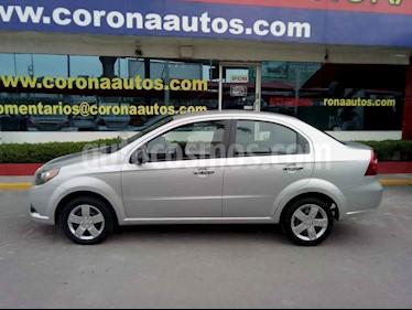 Chevrolet Aveo LS Aut (Nuevo) usado (2016) color Plata precio $129,900