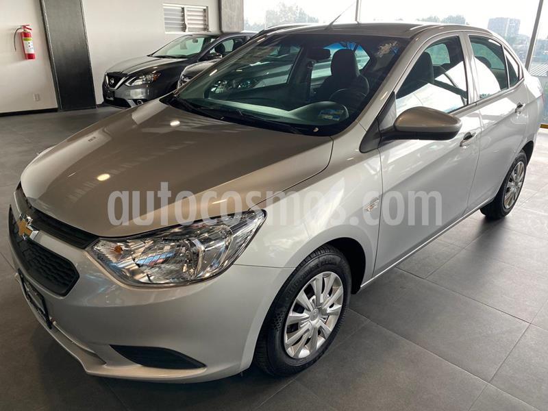 Chevrolet Aveo LS (Nuevo) usado (2020) color Plata Brillante precio $199,000
