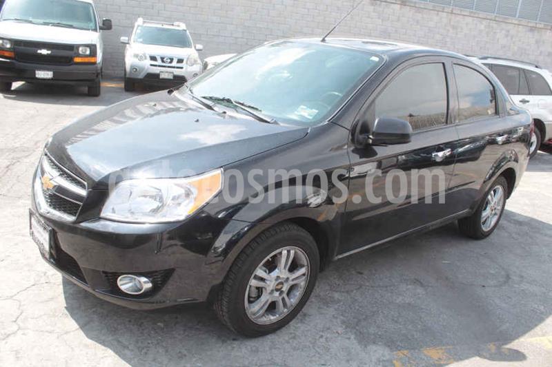 Chevrolet Aveo LTZ Aut usado (2018) color Negro precio $162,000