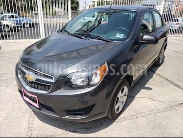 Chevrolet Aveo LS Aut usado (2018) color Gris precio $139,900