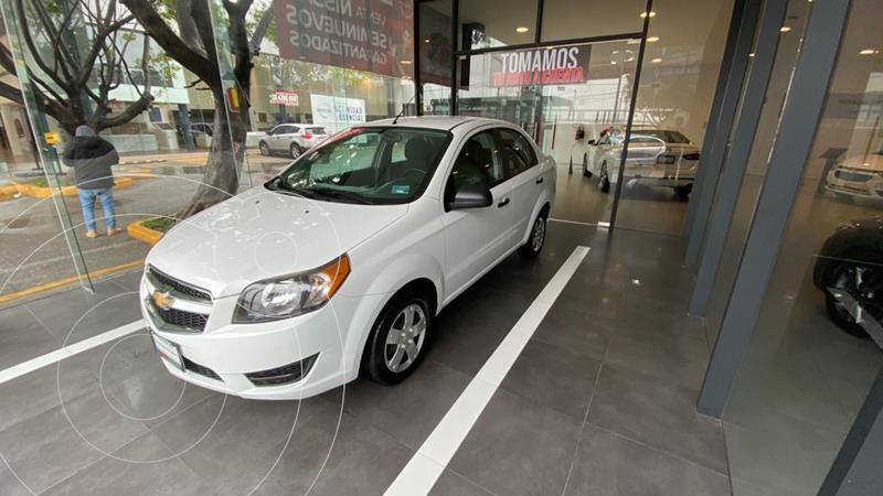 Foto Chevrolet Aveo LS Aa usado (2018) color Blanco precio $148,900