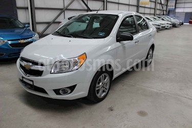 Chevrolet Aveo LTZ Aut usado (2018) color Blanco precio $139,900