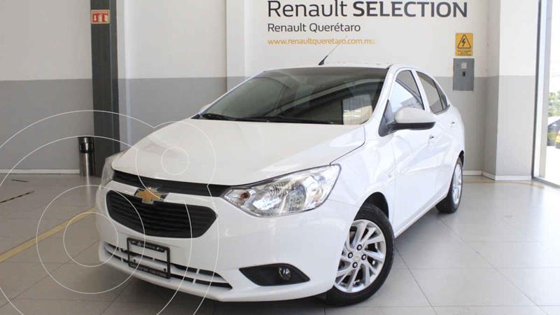 Foto Chevrolet Aveo Paq C usado (2020) color Blanco precio $230,000