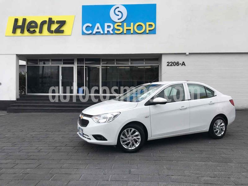 Chevrolet Aveo LT Aut usado (2020) color Blanco precio $175,900