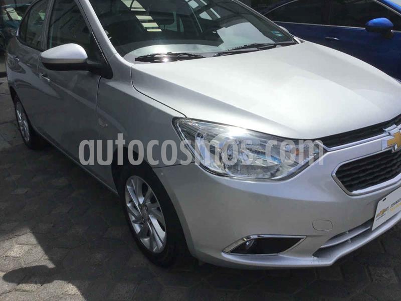 Chevrolet Aveo Paq E usado (2020) color Blanco precio $232,000