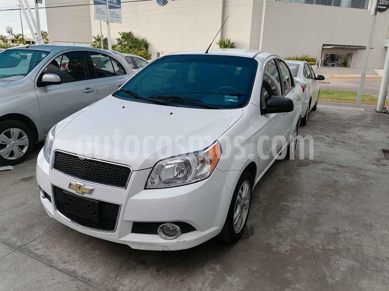Chevrolet Aveo LTZ Aut usado (2017) color Blanco precio $148,000