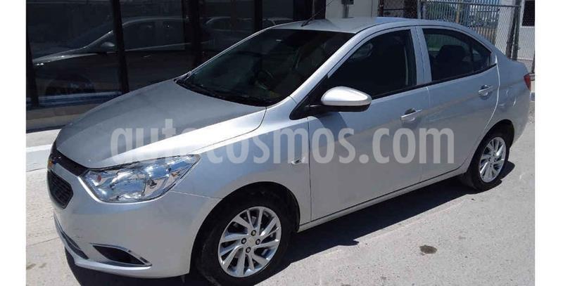 Chevrolet Aveo LT Aut usado (2019) color Plata Dorado precio $154,900