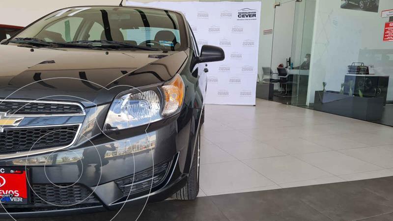Chevrolet Aveo LS Aa Radio y Bolsas de Aire (Nuevo) usado (2017) color Gris precio $129,900