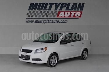 Chevrolet Aveo LS Aa usado (2016) color Blanco precio $118,500