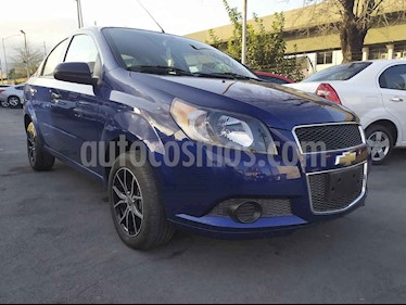 Chevrolet Aveo LS (Nuevo) usado (2017) color Azul precio $139,000
