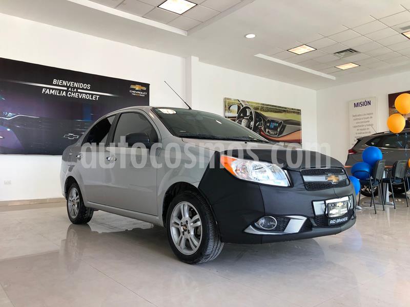 Chevrolet Aveo LTZ Aut usado (2018) color Plata Dorado precio $180,000