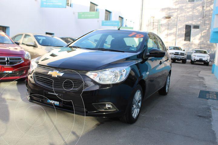 Chevrolet Aveo LS usado (2019) color Negro precio $159,000